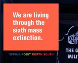 We are living through the sixth mass extinction.